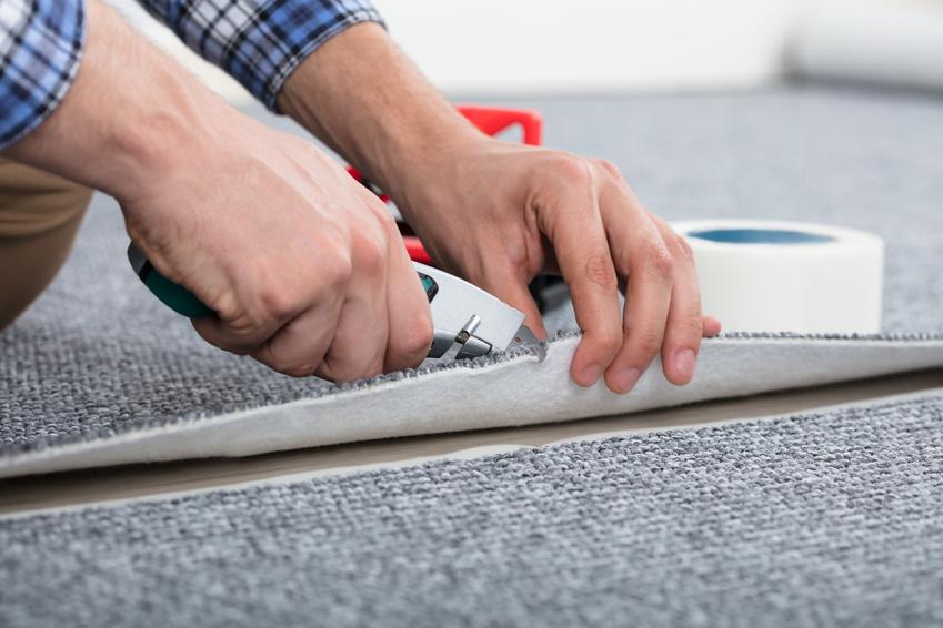 teppichboden richtig verlegen und wellen vermeiden